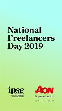 National Freelancers Day 2019 poster