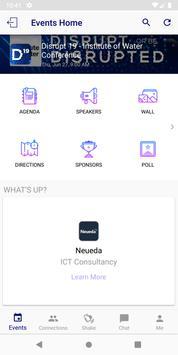 Neueda Events screenshot 2