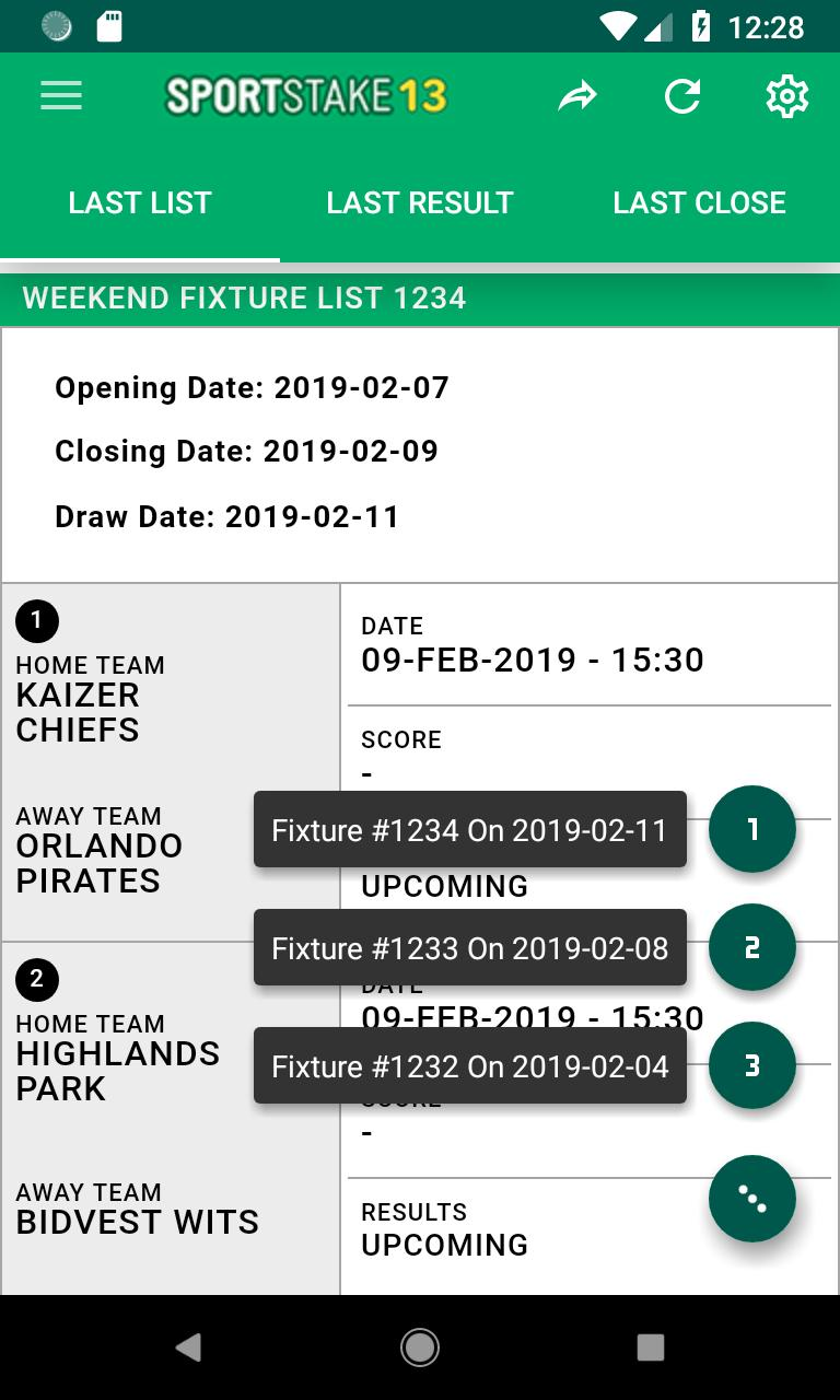 Sportstake 13 for Android - APK Download