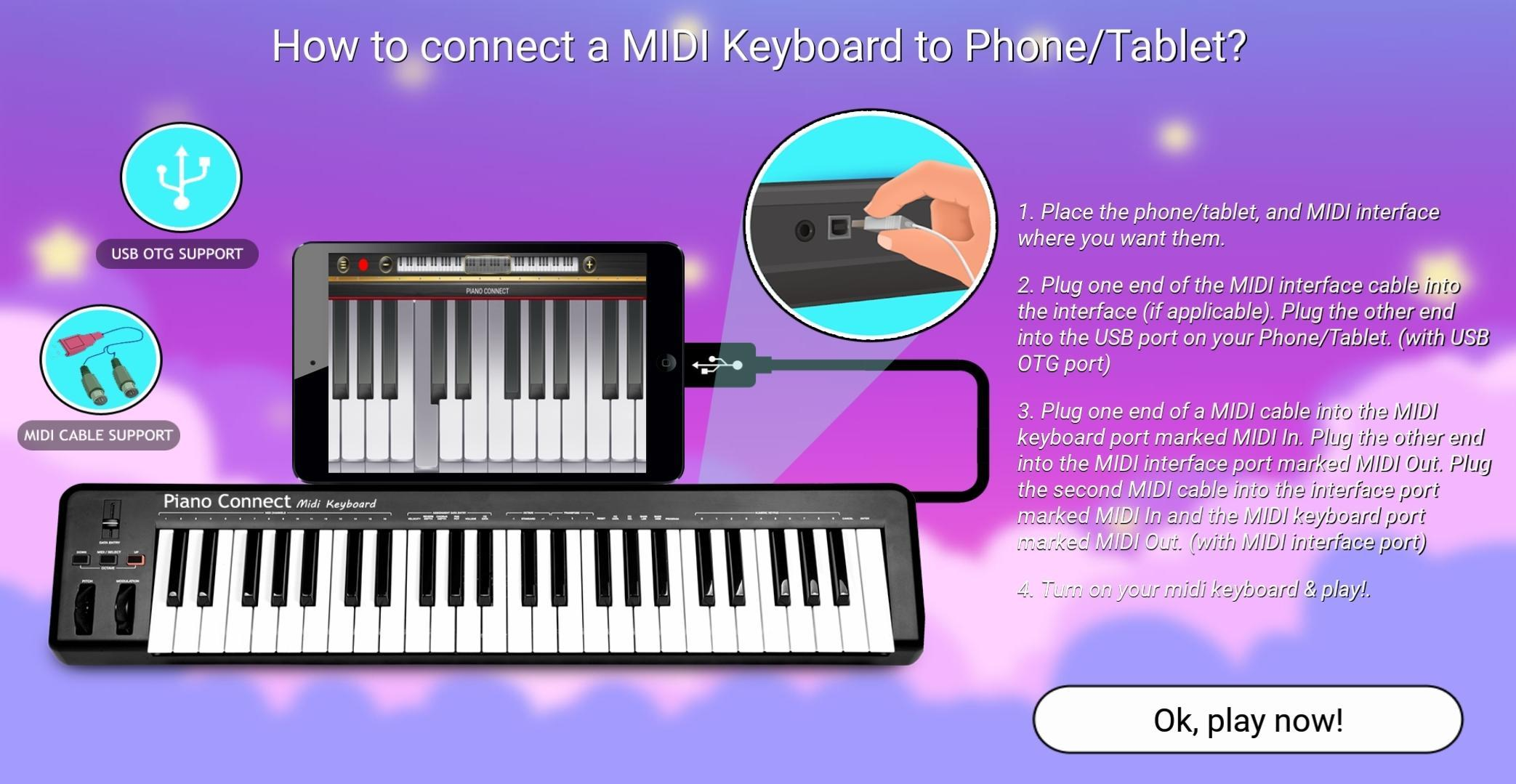 Piano Connect for Android - APK Download