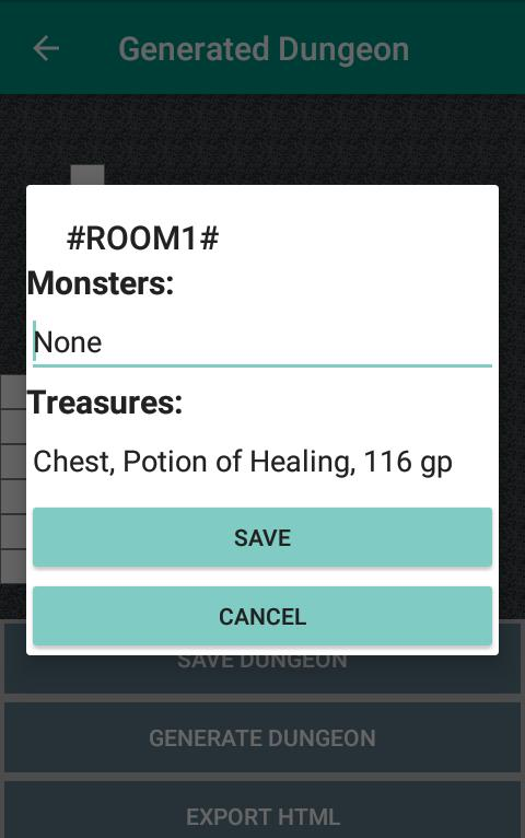 Dungeon Map Generator for Android - APK Download