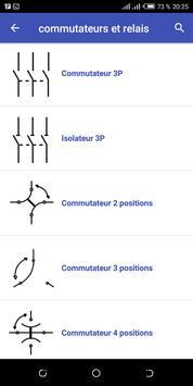 Symboles Graphiques Electrique screenshot 1