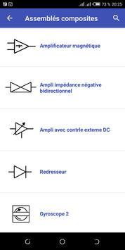 Symboles Graphiques Electrique screenshot 2