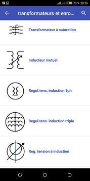 Symboles Graphiques Electrique screenshot 3
