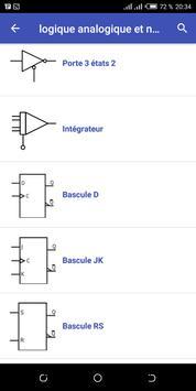 Symboles Graphiques Electrique screenshot 5