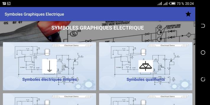 Symboles Graphiques Electrique screenshot 8