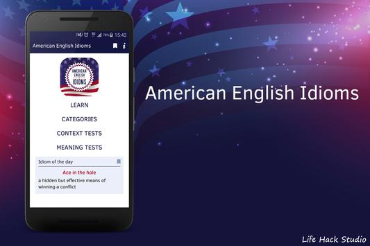 American English Idioms & Phrases for Android - APK Download