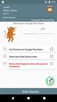 QuestLife screenshot 1