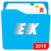 EX File Explorer - All in One File Manager 2019 icon
