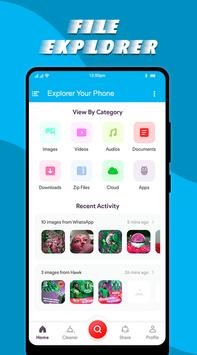 EX File Explorer - All in One File Manager 2019 poster