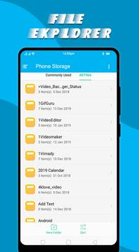 EX File Explorer - All in One File Manager 2019 screenshot 2