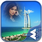 Dubai Photo Frames icon