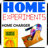 Learn to do home experiments icon