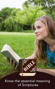 Expositor's study Bible screenshot 15