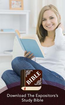 Expositor's study Bible screenshot 16