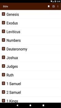 Expositor's study Bible screenshot 1