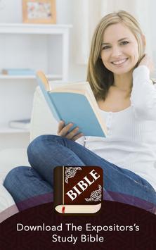 Expositor's study Bible screenshot 8