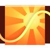 Exsate Golden Hour-icoon