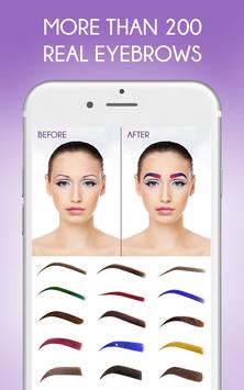 Eyebrow poster