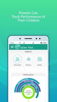 eZee Test Exam-preparation, Online Test Series App screenshot 6