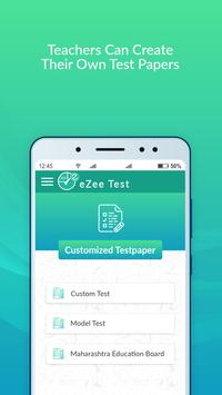 eZee Test Exam-preparation, Online Test Series App screenshot 7