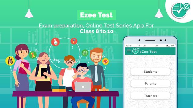 eZee Test Exam-preparation, Online Test Series App screenshot 8