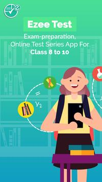 eZee Test Exam-preparation, Online Test Series App poster