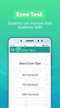 eZee Test Exam-preparation, Online Test Series App screenshot 3
