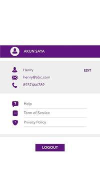 BATAK TRANS - Transportasi Online screenshot 1