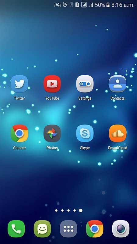 Theme for Oppo F1s selfie Neo7 for Android - APK Download