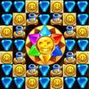 piratas diamantes ícone