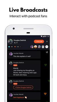 Podcast Player & Podcast App - Castbox screenshot 3