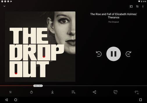 Podcast Player & Podcast App - Castbox screenshot 7