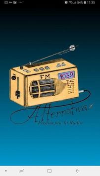 FM ALTERNATIVA poster