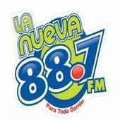 FM LA NUEVA 887 biểu tượng