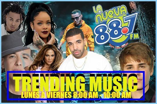 FM LA NUEVA 887 ảnh chụp màn hình 12