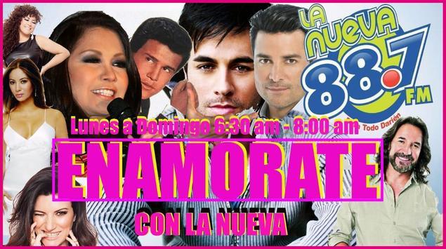 FM LA NUEVA 887 ảnh chụp màn hình 4