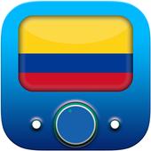 🎧 Radio Colombia FM - Free Stations icon