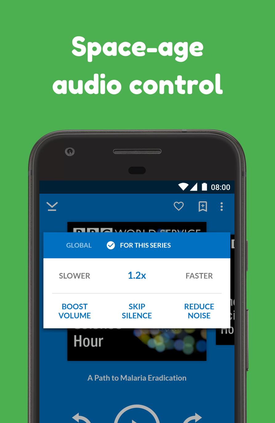 Podcast App: Free & Offline Podcasts by Player FM for