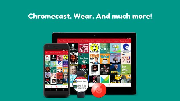 Podcast App: Free & Offline Podcasts by Player FM screenshot 9
