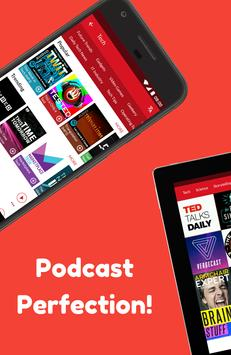 Podcast App: Free & Offline Podcasts by Player FM poster