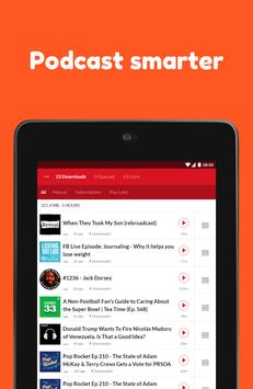Podcast App: Free & Offline Podcasts by Player FM screenshot 11