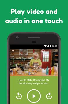 Podcast App: Free & Offline Podcasts by Player FM screenshot 2