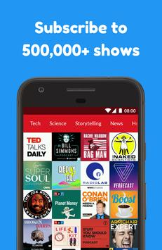 Podcast App: Free & Offline Podcasts by Player FM screenshot 3