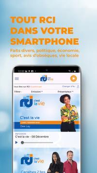 RCI Radio imagem de tela 6