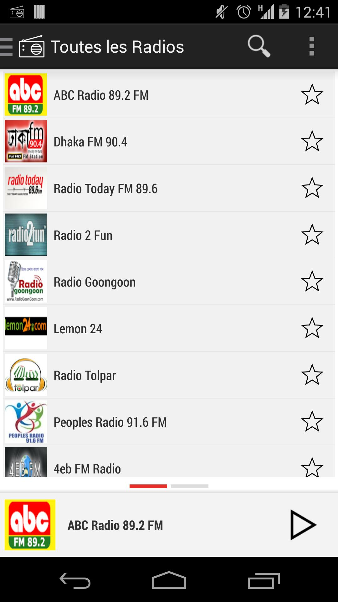 RADIO BANGLADESH PRO for Android - APK Download