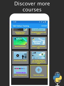 Talk Python Training screenshot 4