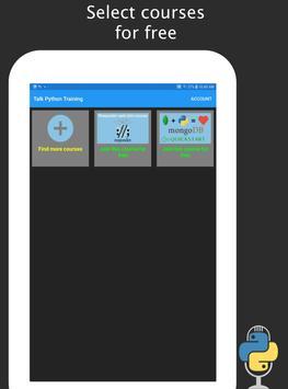 Talk Python Training screenshot 7