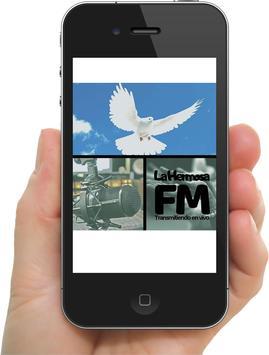 FM La Hermosa 88.3 Mhz poster