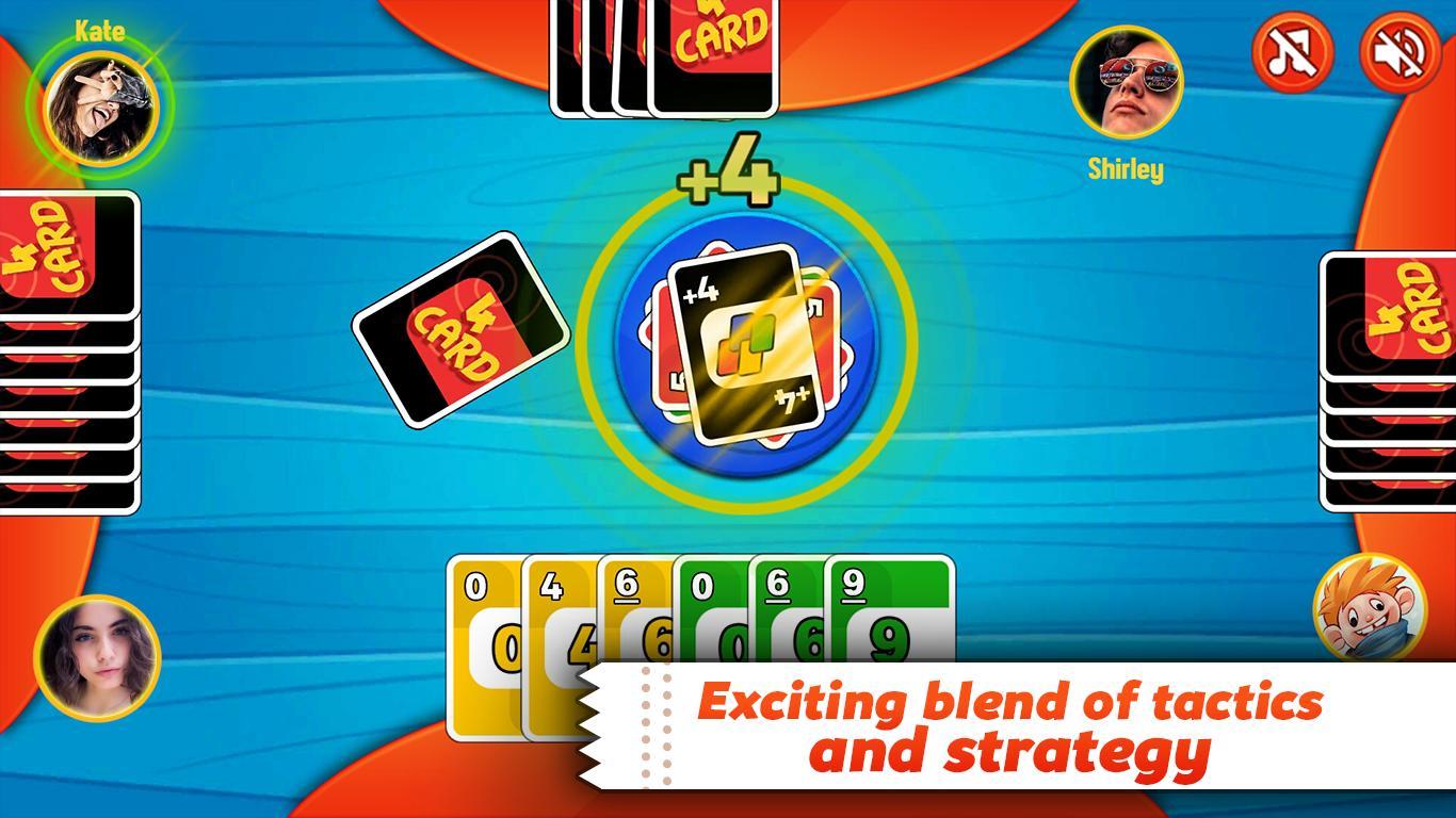 Colors Card Game für Android - APK herunterladen